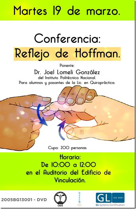 hoffman conferencia