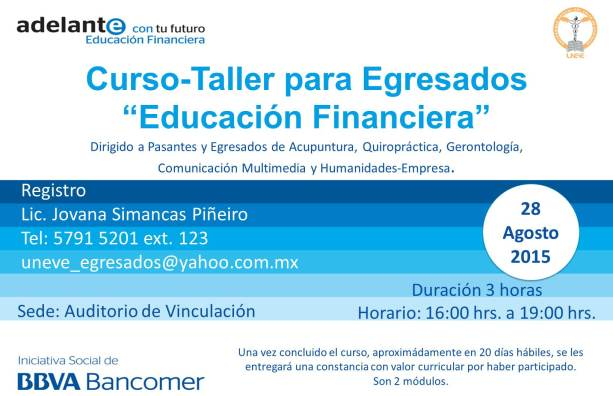 EDUCACION FINANCIERA BBVBANCOMER